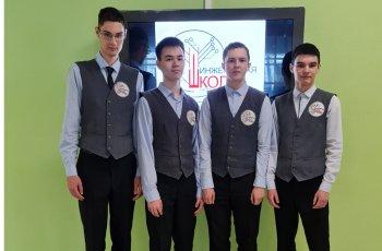 Команда Инженерной школы Комсомольска победила в финале Всероссийского конкурса проектов киберфестиваля «RUKAMI»